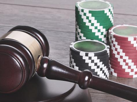La legislation des casinos