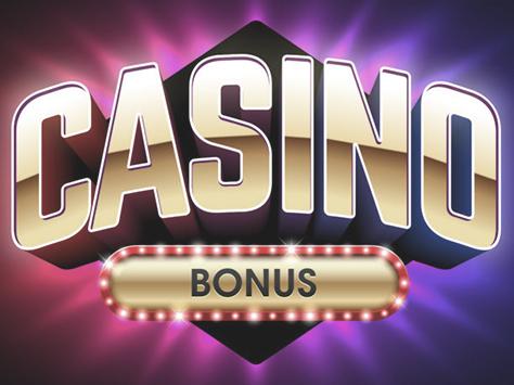 Les bonus du casino